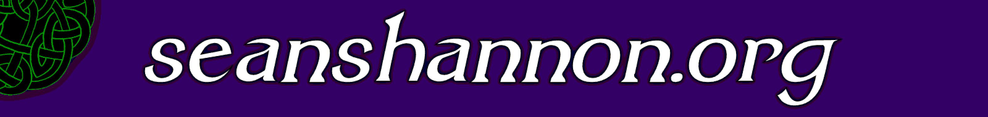 seanshannon.org